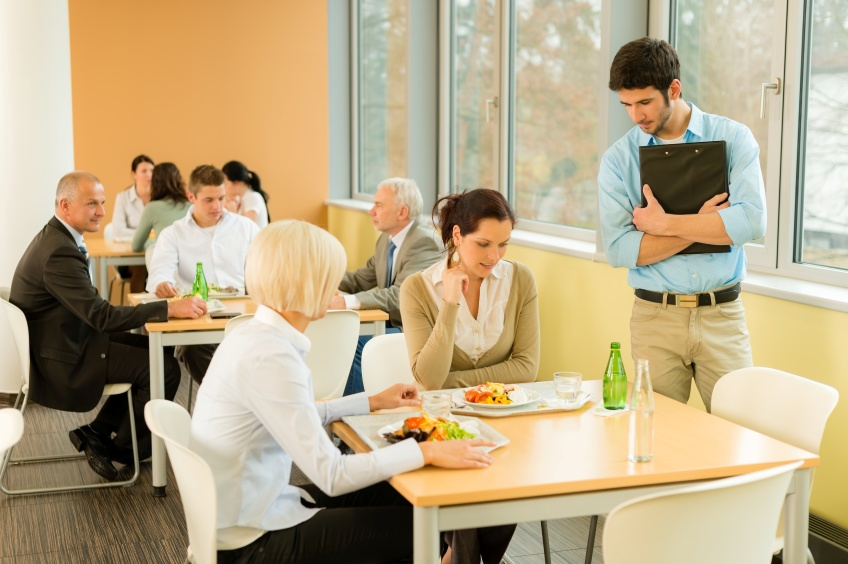 Tips For A Healthier Lunch Break