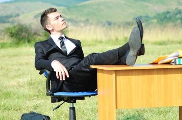 Benefits Of Taking Work Breaks Outside